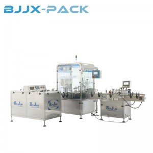 BGX-2-1D Monoblock filling and capping machine