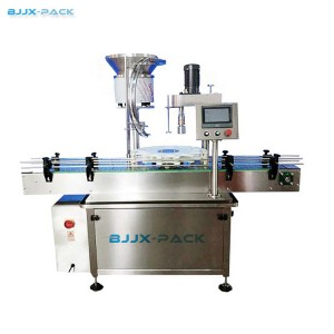 Automatic Rotating Capping machine