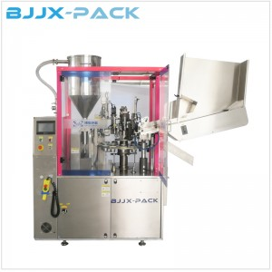 BGF-80Z Automatic Plastic tube filling and sealing machine