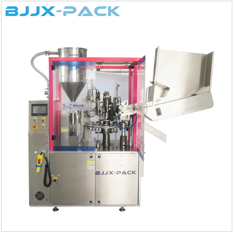 BGF-80Z Automatic Plastic tube filling and sealing machine Featured Image