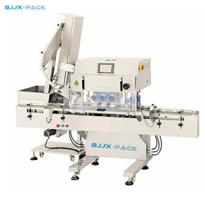 BSX 6D Automatic Capping Machine