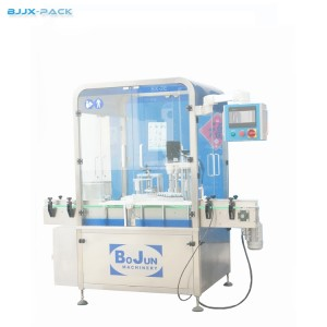 Double station Capping machine
