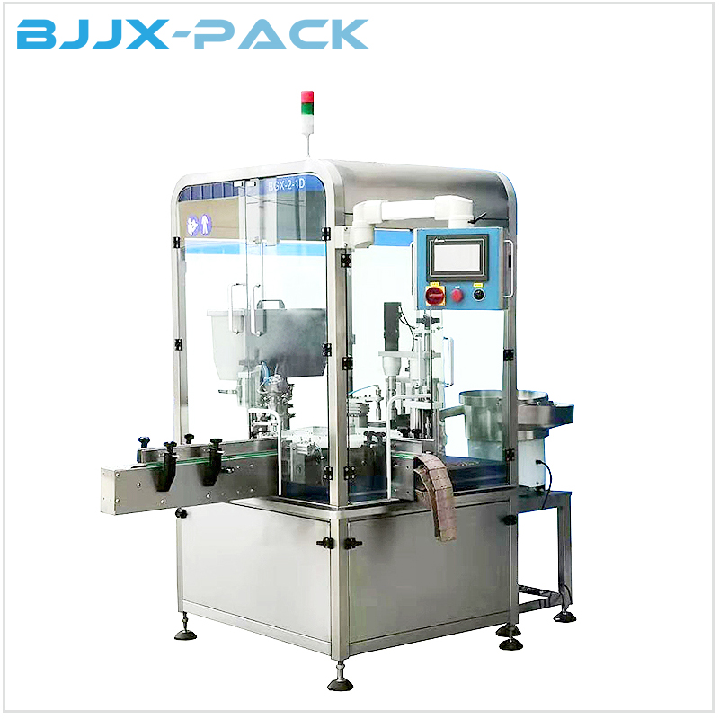 BGX-1-2D Monobloc filling capping machine Featured Image