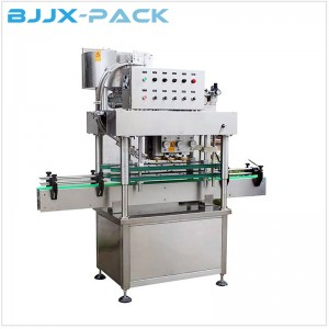 BX-6D Automatic In Line Capping Machine