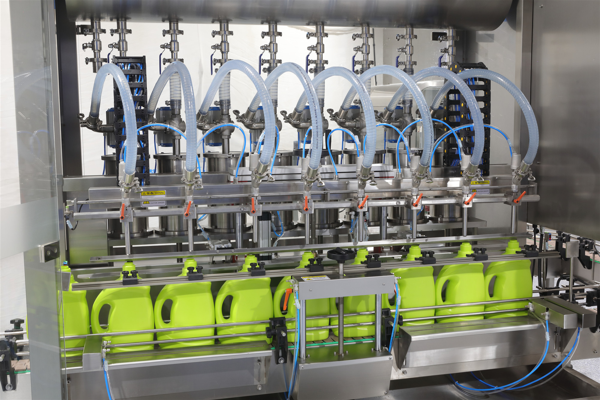 Fully automatic liquid filling machine selection tips and principles